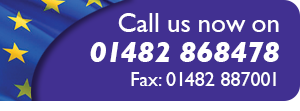 Call us now on 01482 868478