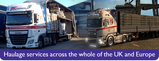 HGV Haulage Services